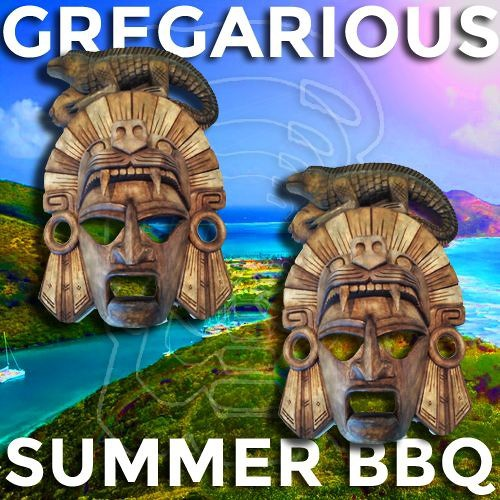Gregarious - Summer BBQ Mix