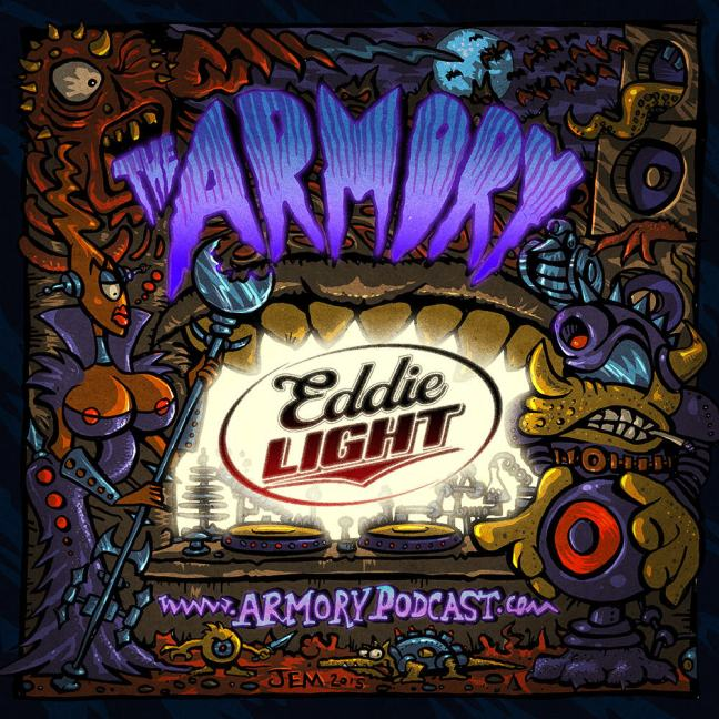 Eddie Light - The Armory Podcast 141