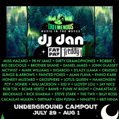 SONEK - LIVE @ Treemendus Music Festival 2016