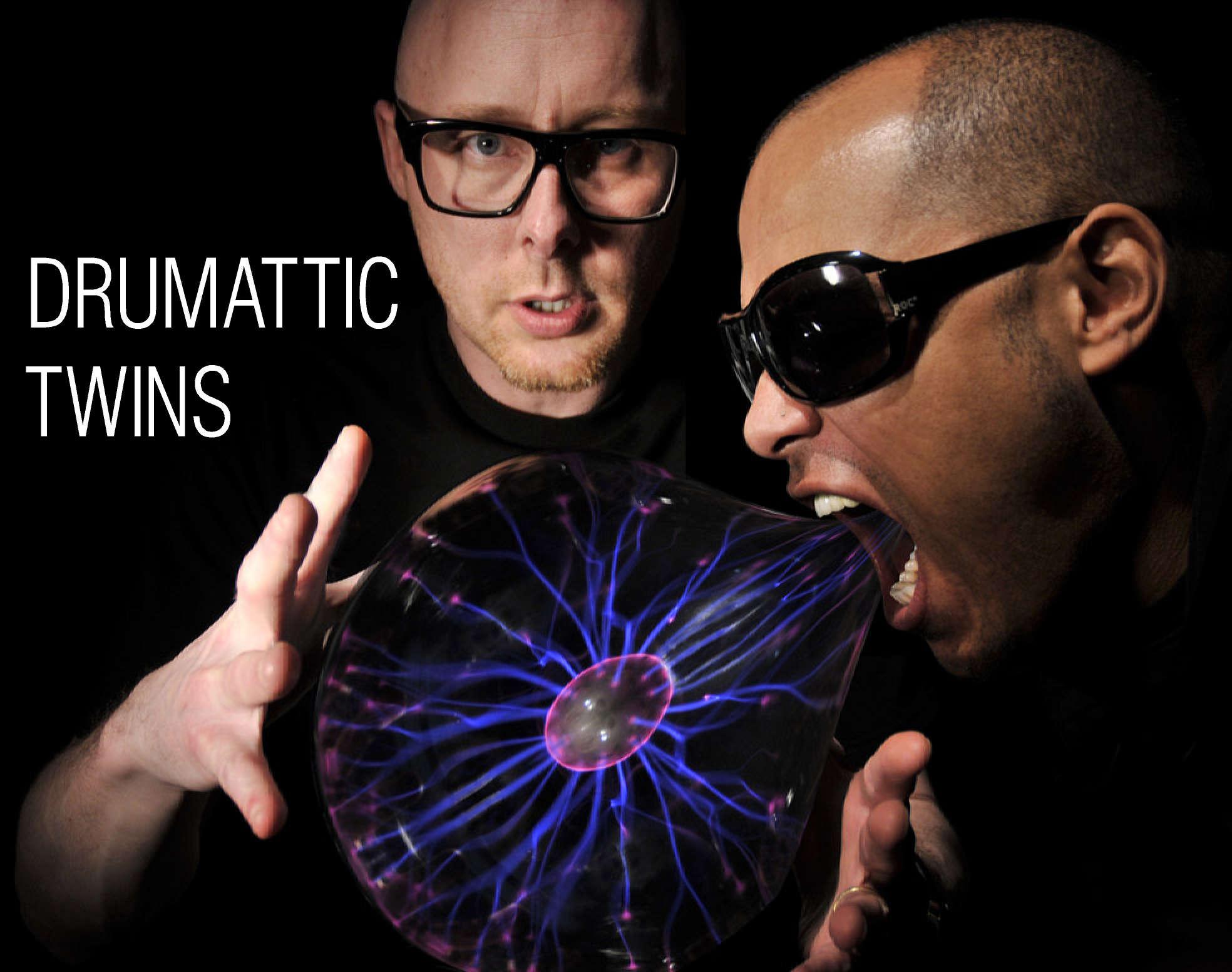 Drumattic Twins - Twister / Sticky