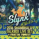 Slynk – LIVE @ Shambhala Fractal Forest 2016