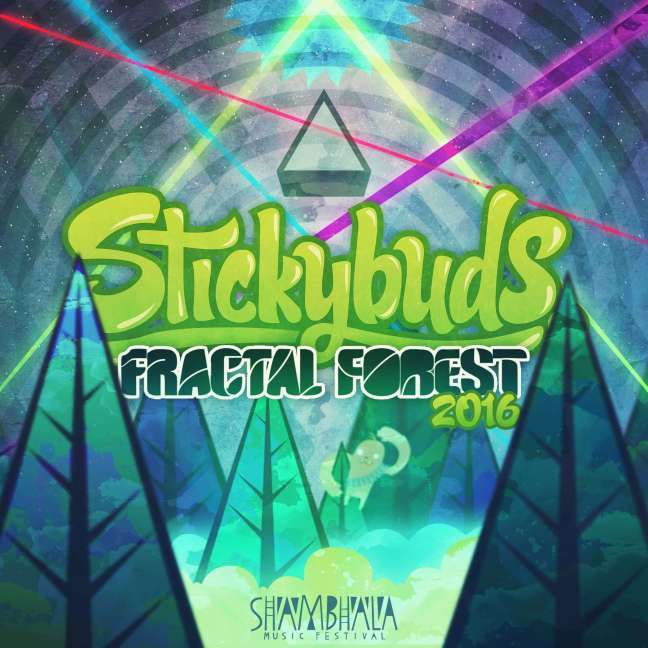 stickybuds-fractal-forest-mix-shambhala-2016