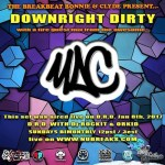M.A.C. – Downright Dirty Guest Mix – 8.1.2017