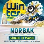 NORBAK – LIVE @ Winter Festival – 18.3.2017