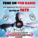 Adam Vyt – Exclusive Mix For FDBE – 1.5.2017