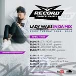 Mutantbreakz – Guest Mix For Lady Waks – 9.5.2017