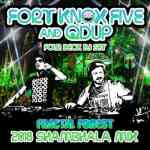 Fort Knox Five & Qdup – Fractal Forest Four Deck Set – Shambhala 2018