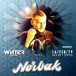 NORBAK – LIVE @ Raveart Winter Festival – 16.2.2019