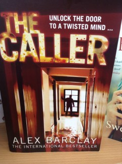 The Caller by Alex Barclay