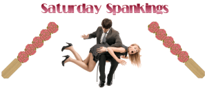 Saturday Spankings-spring rose paddles-pink