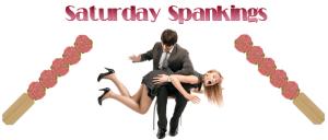 Saturday Spankings-spring rose paddles-pink