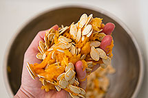 Breast Cancer Recipe for Pumpkin Seeds
