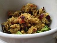 Quinoa Veggie Curry2
