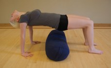 Tabletop Yoga Pose For Breast Cancer Step 3