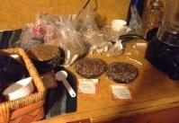Flax, Bran & Oat NoBake Bars