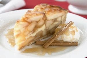 Vegan Apple Bavarian Torte