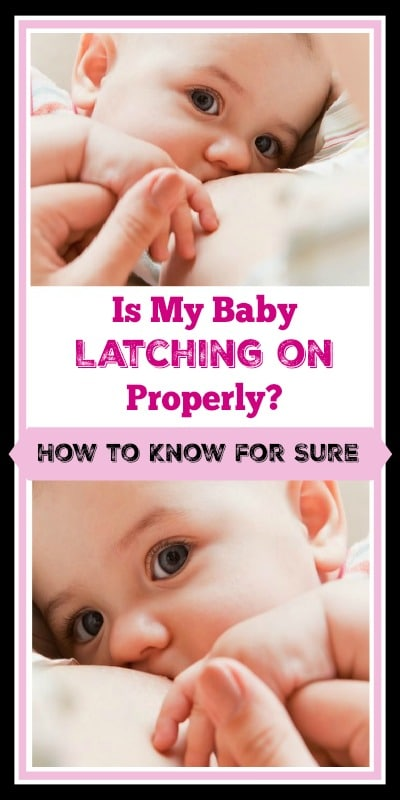 Latching On Is My Baby Latching On Properly How To Know