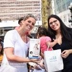 breastfeeding moms in times square, NYC Big Latch On, breastfeeding world, nyc breastfeeding world, alexia garcia, alegares photography