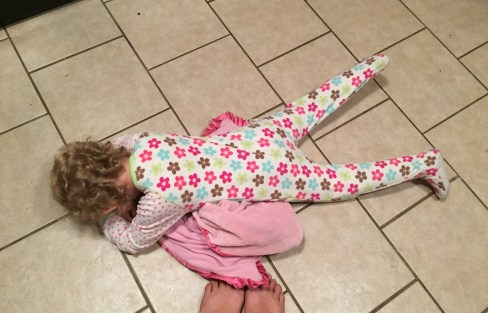 Bedtime Battles: True Confessions of a Very Tired Mom