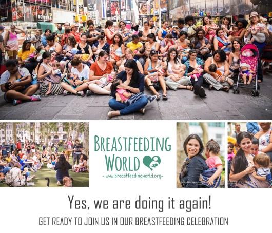 Breastfeeding world, breastfeeding, big latch on, breastfeeding worlds big latch on, nyc big latch on, nyc big latch, global big latch on, big latch on