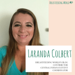 Blog Contributor, Laranda Colbert