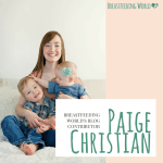 Paige Christian, My Joyful Nest