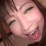 真性ドM 七草ちとせの首絞め動画。連続絶頂で失神する