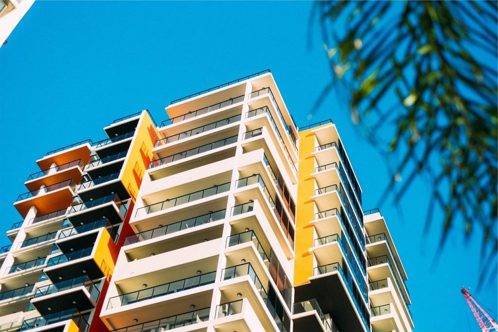buildings, condos, apartments