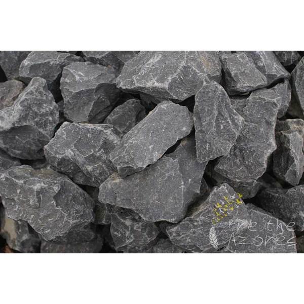 Black Basalt Gravel Size