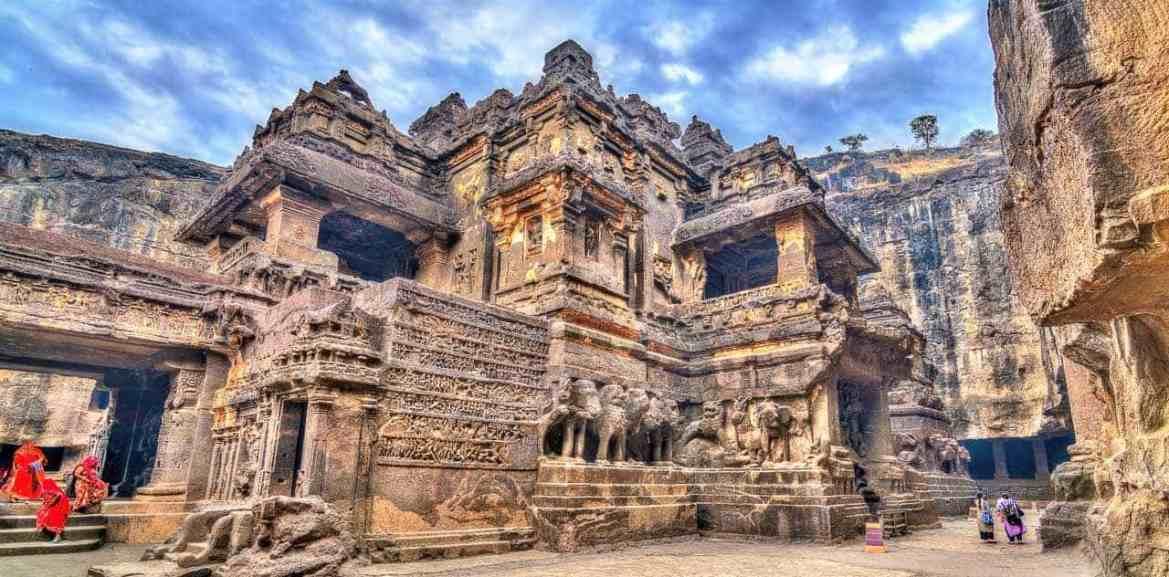 Ajanta & Ellora Caves Seven Wonders of India