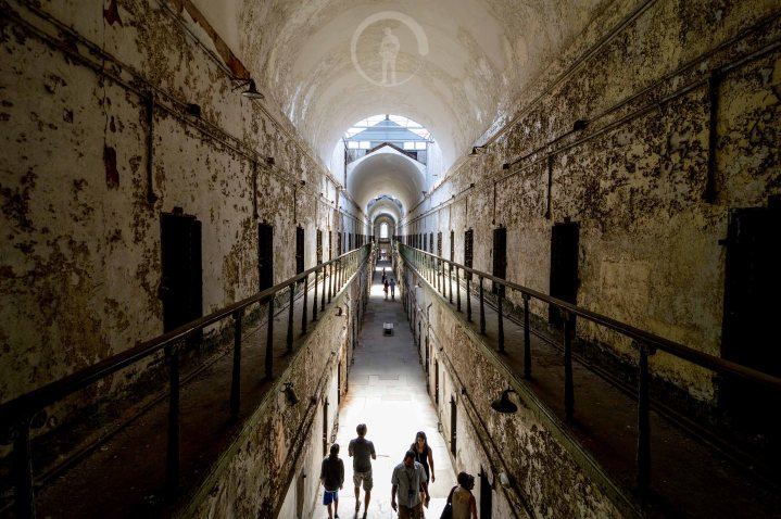 The Eastern State Penitentiary