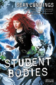 Cover of Student Bodies by Sean Cummings
