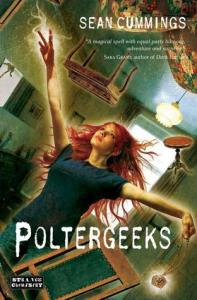 Cover of Poltergeeks, by Sean Cummings