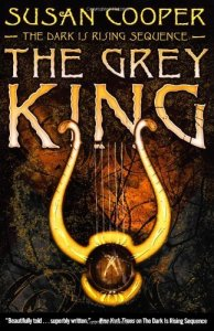 Cover of Susan Cooper's The Grey King