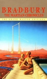 Cover of The Martian Chronicles, by Ray Bradbury