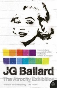Cover of The Atrocity Exhibition by JG Ballard