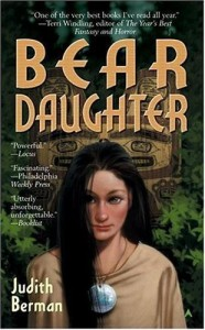 Cover of Bear Daughter by Judith Berman