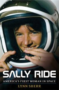 Cover of biography of Sally Ride