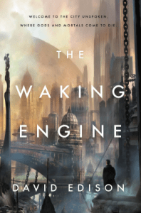 Cover of The Waking Engine by David Edison