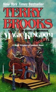 Cover of Magic Kingdom for Sale/Sold, by Terry Brooks