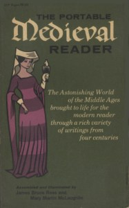 Cover of the Viking Portable Medieval Reader