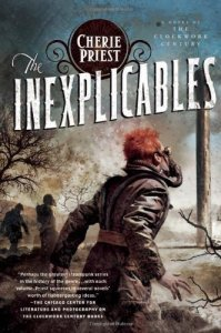 Cover of The Inexplicables