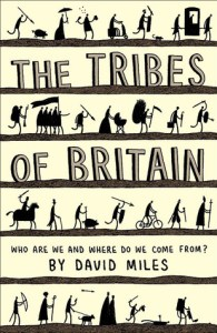 Cover of The Tribes of Britain by David Miles