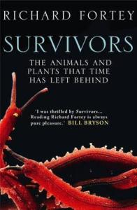 Cover of Survivors by Richard Fortey