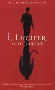 Cover of I, Lucifer by Glen Duncan