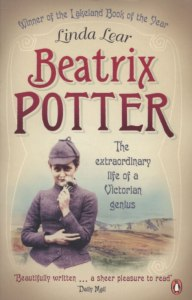 Cover of a biography of Beatrix Potter