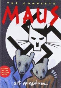Cover of Maus, by Art Spiegelman