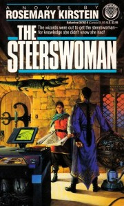 Cover of The Steerswoman, by Rosemary Kirstein