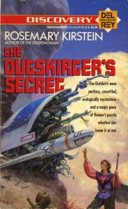 Cover of The Outskirter's Secret by Rosemary Kirstein