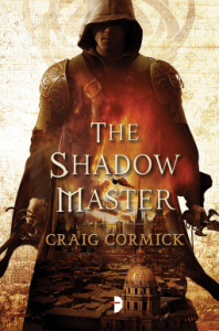 Cover of The Shadow Master by Craig Cormick